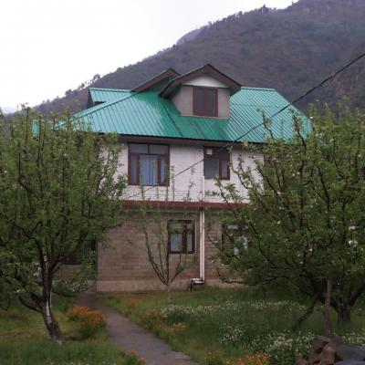 2 Appletree Budget Cottage No 6 In Kullu Manali