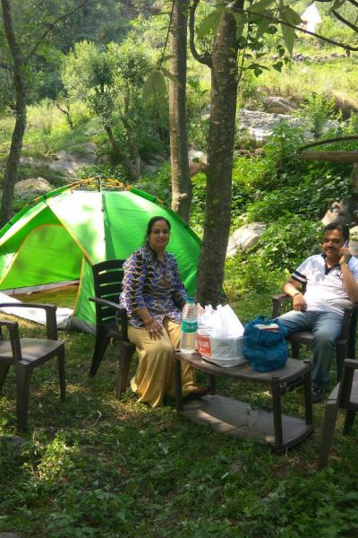 River Forest Retreat Cottage In Kullumanali