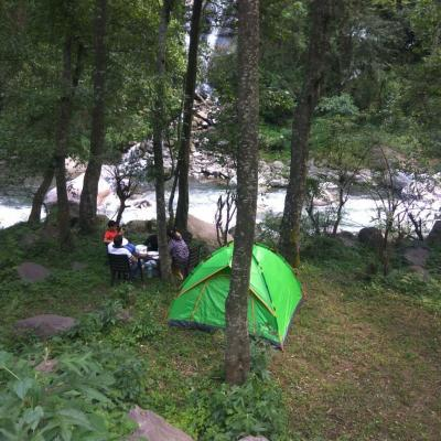River Forest Retreat Cottage In Manali