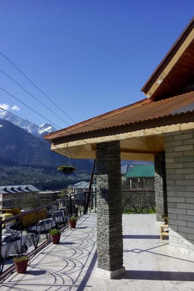 Apple Tree Premier Cottage No.2 - Mountain Face Cottage Near Mall Road in Manali