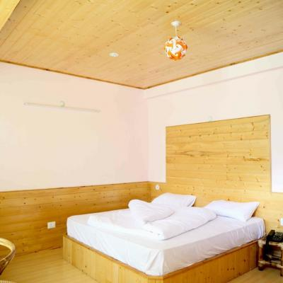 Apple Tree Premier Cottage No.3 - Book Three to Nine Bedroom Family Holiday Cottage in Manali near Mall Road